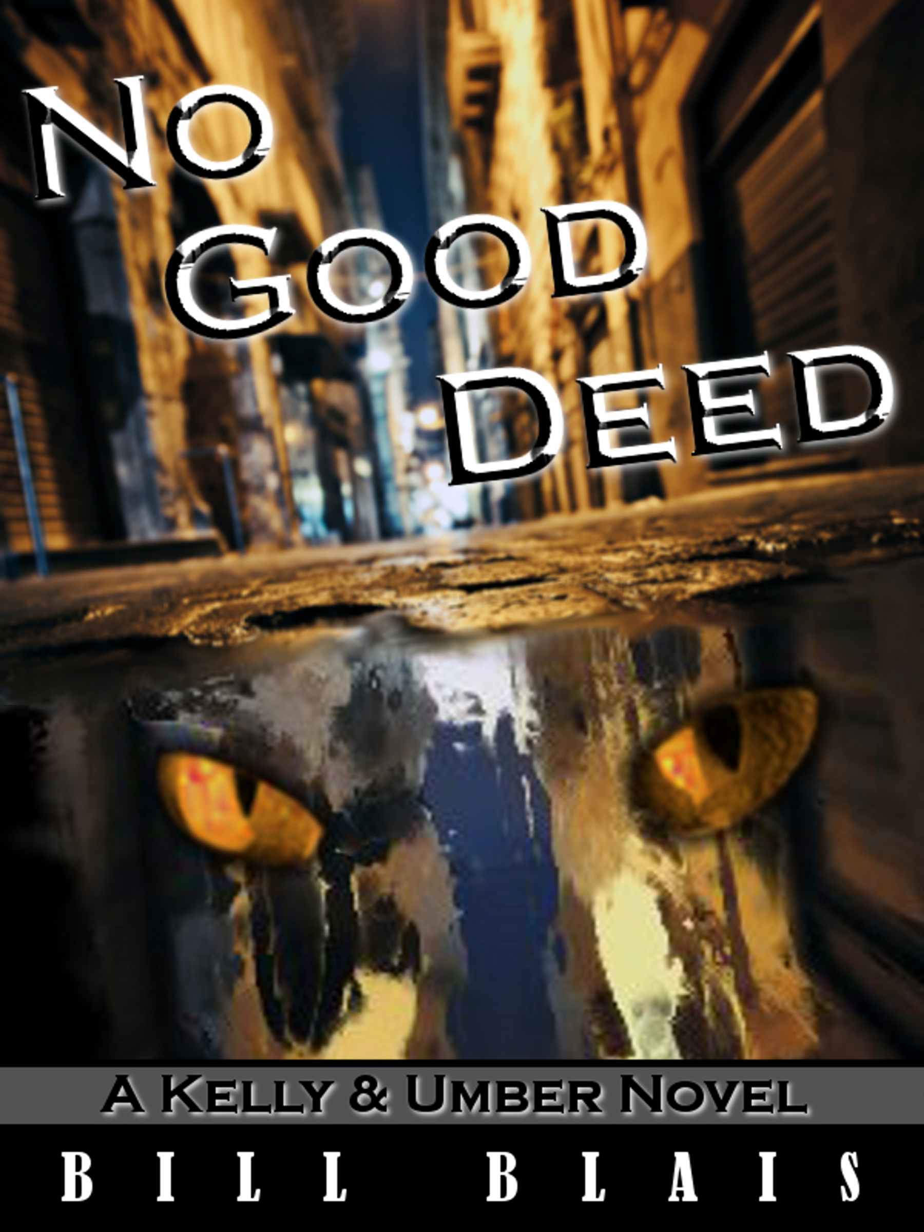 No Good Deed - Cover Image